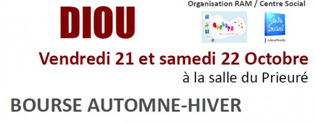 LeRam Apetipaet le Centre SocialCentre-Social Jaligny Neuillyorganise une bourse aux vêtements automne/hiver à DIOU : le Vendredi21 Octobre de 14 h 00 à 21 h 00(dépot) et le Samedi22 Octobre […]