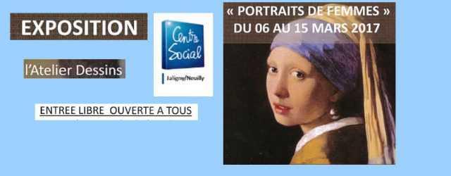 EXPOSITION «Portraits de Femmes» Du 06 au 15 Mars 2017 – A l'accueil du Centre Social à Jaligny Œuvres réalisées par les membres de l'Atelier Dessins Anne, Michèle, Pascale, Peter, […]