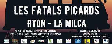 La billetterie du Festival Go Ba'S troisième édition est ouverte ! Pour voir LA MILCA / RYON / LES FATALS PICARDS à Bourbon l'Archambault (03), vous pouvez dès aujourd'hui prendre […]