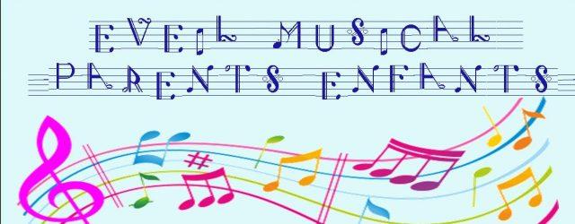 Pour les enfants de 12 mois à 4 ans accompagnés d'un parent afin de découvrir les sons et la musique.