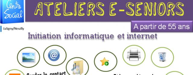 LeCentre-Social Jaligny Neuillymet en place des ateliers informatique à partir du vendredi 12 octobre 2018 pour les seniors débutants. Plus de renseignements et inscription au Centre Social avant le 02 […]