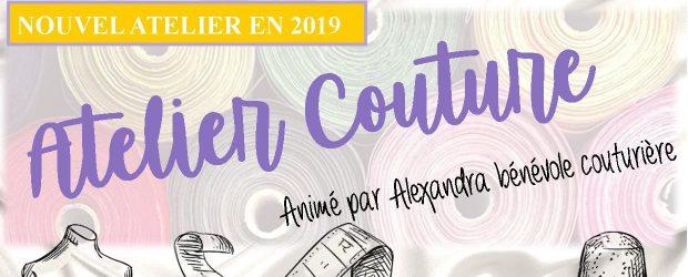 NOUVEL ATELIER EN 2019 ! Le Centre Social Jaligny/Neuilly proposera à partir du Mardi 08 janvier 2019 un atelier couture avec aide aux projets personnels Plus de renseignements au 04 […]